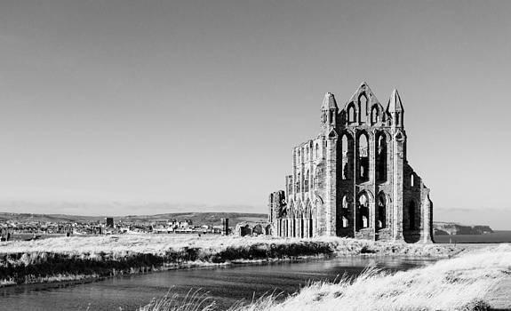 Whitby Abbey by Paul Cowan