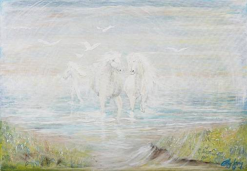 White Horses by Cathy Long