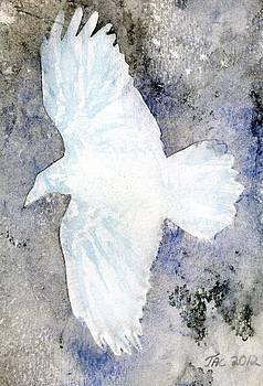 White Raven by Jennifer  Creech