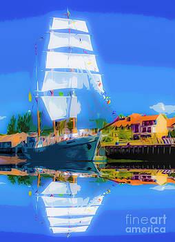 Algirdas Lukas - White Sails