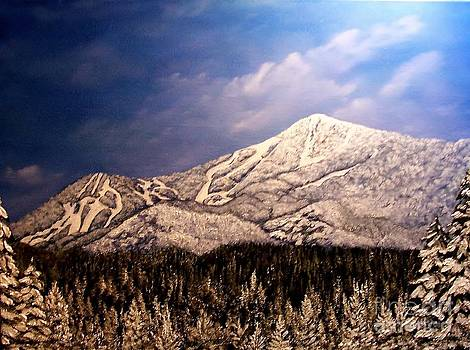 Peggy Miller - Whiteface Mt.