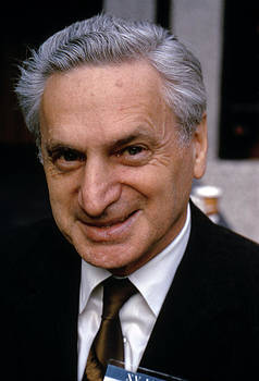 William Markowitz by Aip Emilio Segre Visual Archives, John Irwin Slide Collection