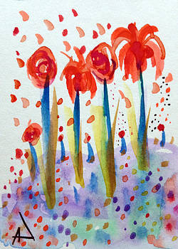 Patricia Lazaro - Windy blossons