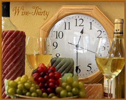 Wine-Thirty by Marta Alfred