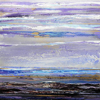 Winter Light Hauxley Haven by Mike   Bell