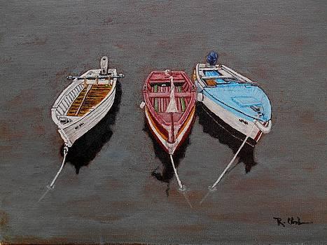 Without a paddle by Raymundo Urbina
