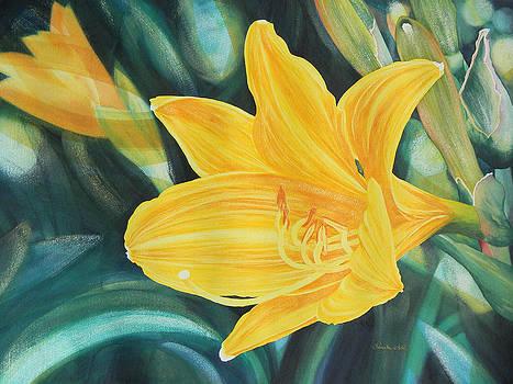 Yellow by Adel Nemeth