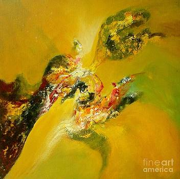 Yellow  Harmony by Sanjay Punekar