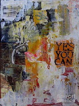 Yes you can  by Corina  Stupu Thomas