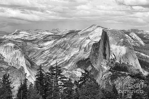 Chuck Kuhn - Yosemite BW