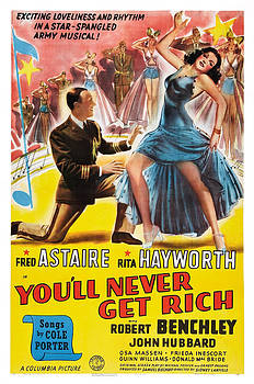 Youll Never Get Rich, Fred Astaire by Everett