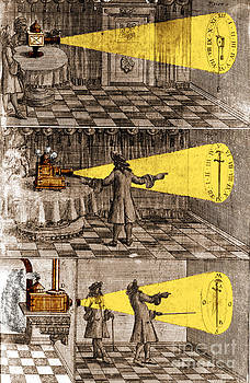 Science Source - Zahn Light Projection Apparatus 1685