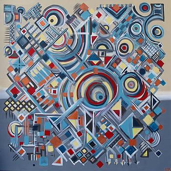 Zazz XVII by Paul Moss
