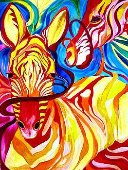 Zebra Candy by Carolyn LeGrand