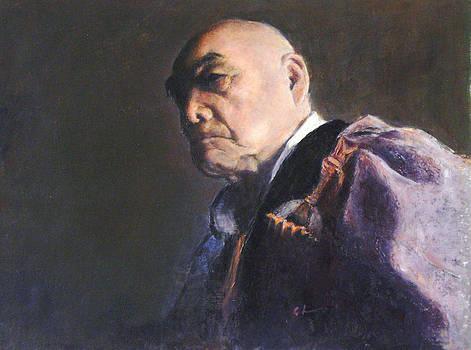 Chisho Maas - Zen Master
