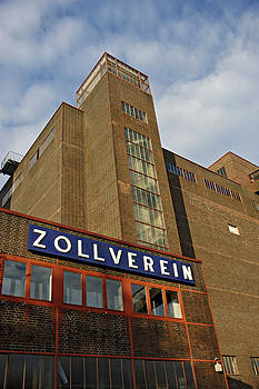Zollverein Coking Plant Germany by David Davies