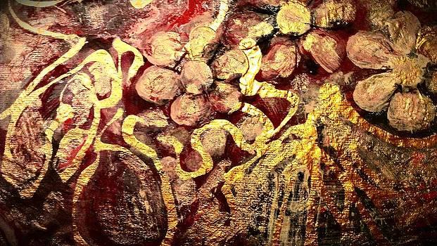 Abstract art by Kamal Gill