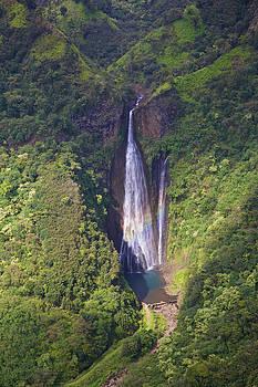 Steven Lapkin - Kauai Waterfalls