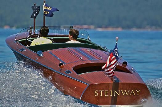 Steven Lapkin - The Boathouse Disney Springs
