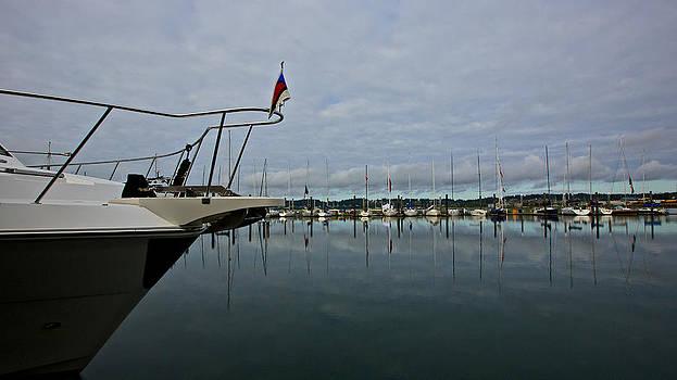 Steven Lapkin - Whidbey Island Race Week