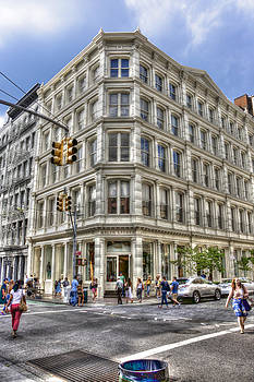 109 Prince Street in SOHO by Randy Aveille