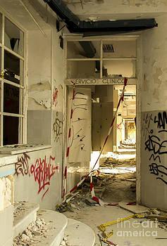 Abandoned Sanatorium by Stefano Piccini