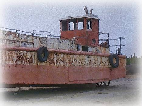 Rusted by Philip White