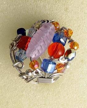 Dianne Brooks - 1170 Bling Bling Cluster Ring