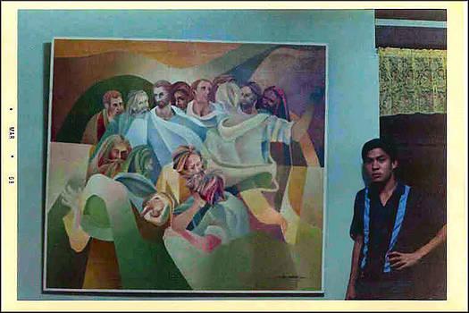 Glenn Bautista - 12 Disciples and Glenn 1968