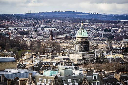 Edinburgh by Michael Schofield
