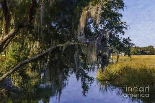 Dale Powell - Creek Side Marsh