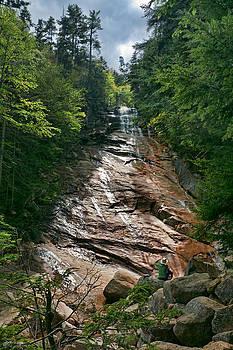 12668 Ripley Falls by John Prichard