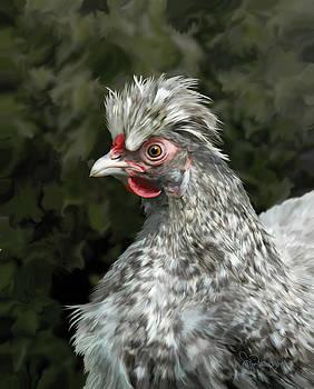 13. Cuckoo Hanno by Sigrid Van Dort