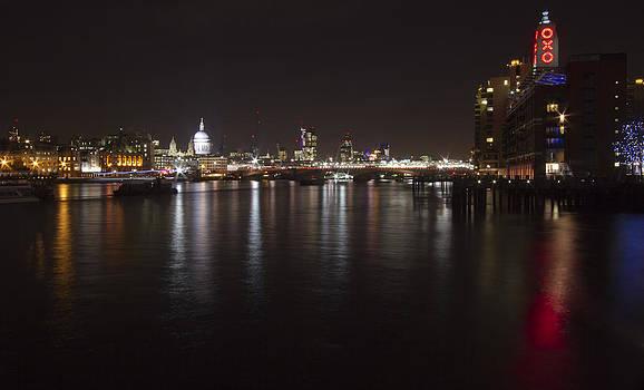 David French - London Thames Bridges