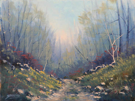 130114-68 The Path Chosen by Kenneth Shanika