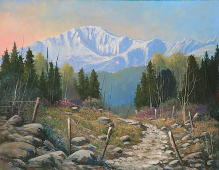 130615-1114 High Trail - Pikes Peak by Kenneth Shanika