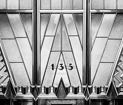 135 E. 42nd Street - Chrysler Building  by James Howe