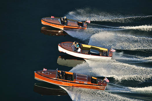 Steven Lapkin - Classic Wooden Runabouts