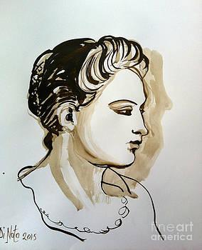 Alessandra Di Noto - Portrait
