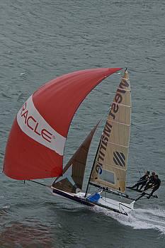 Steven Lapkin - 18 Skiff San Francisco
