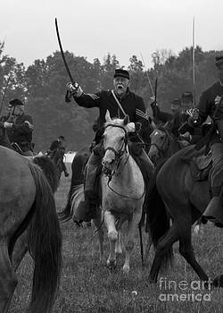 150 Civil War Reenactment of The Battle of Trevilian Station by Jonathan Whichard
