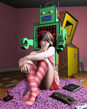 16-Bit by David Phillips