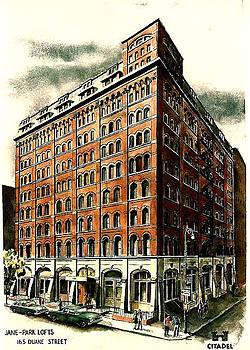 Nancy Brody - 165 Duane Street