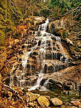 Naturally NH - 1721 Fall Cloudland Falls