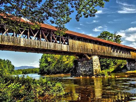 Naturally NH - 1728 Blair Covered Bridge