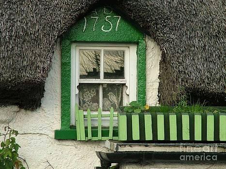 Joe Cashin - 1757 Window