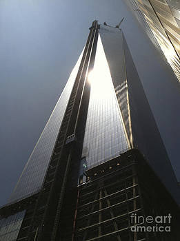 1776 Freedom Tower by Kathryn Barry
