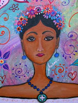 PRISTINE CARTERA TURKUS - Frida Kahlo