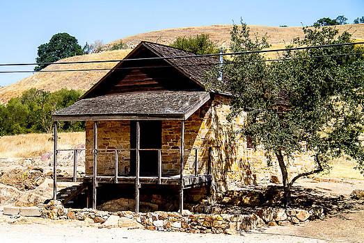 1800s Farm House by Brian Williamson