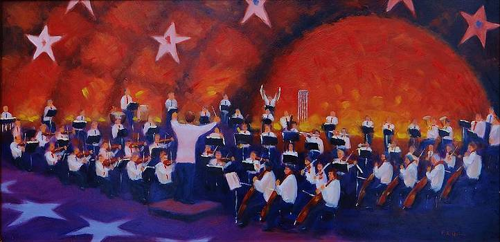 1812 Overture by Frank Quinn